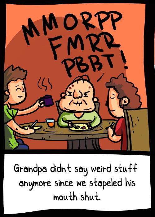 O Grandpa